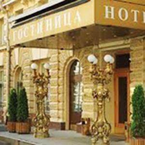 Гостиницы Голицино